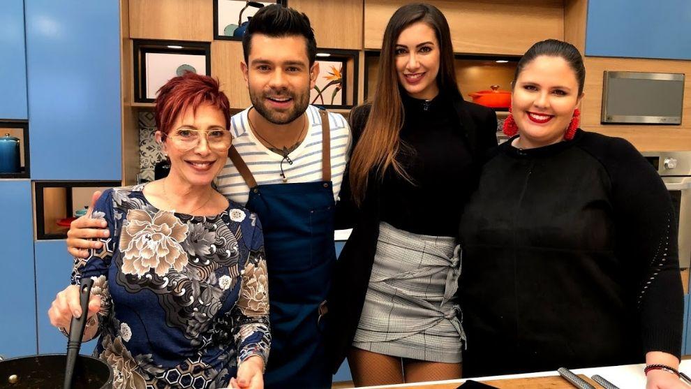 Nanis Ochoa recuerda su paso por 'Mundos Opuestos' y su relación con el cantante Pipe Calderón