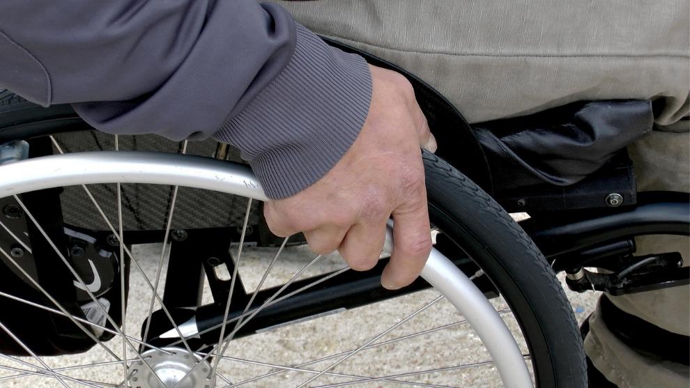 Tema del día: personas con discapacidad