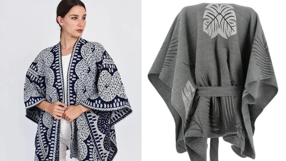 La Tienda de Macla: los nuevos diseños de verano en las capas y ponchos