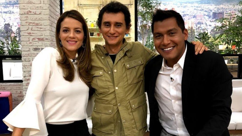 ¡Conoce el nuevo personaje de Carlos Vesga!