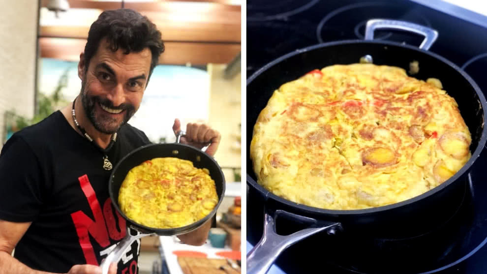 La receta de Rafa Taibo en El Desayuno