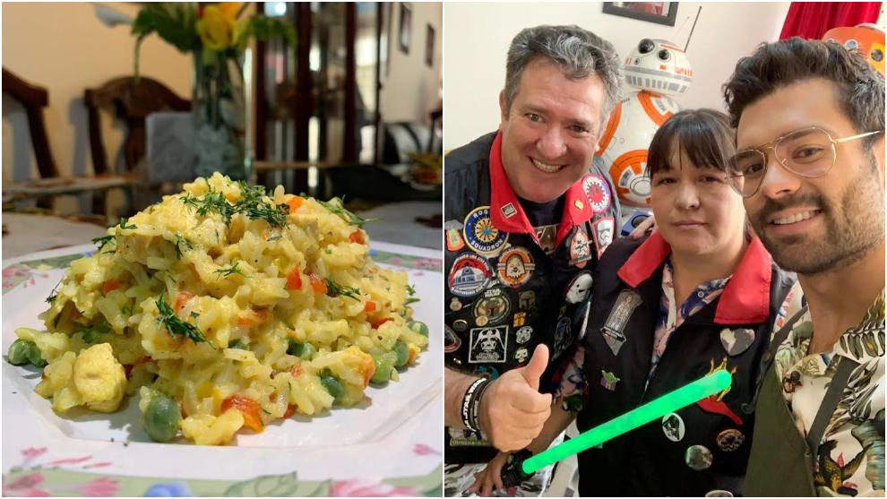 Arrocito en Bajo: arroz cremoso al estilo italiano