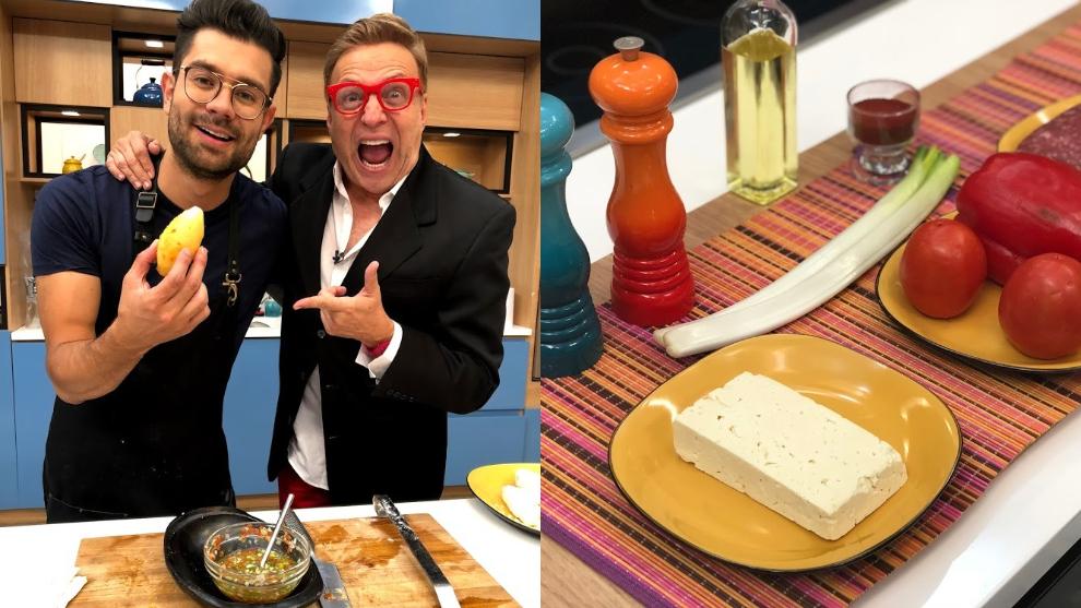 Receta: carimañola de queso y carne