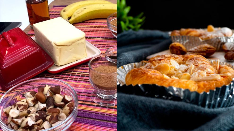 Receta de día: bananos flambeados al ron con helado de vainilla
