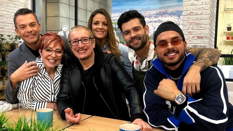 Fabio Rubiano y Reykon nos acompañaron en El Desayuno