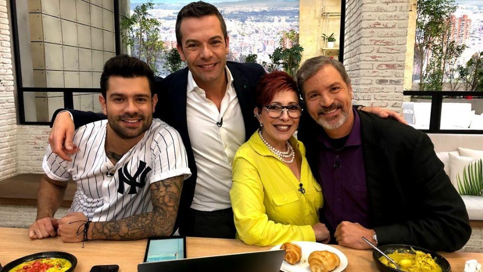 El actor Ricardo Vélez relata detalles sobre su personaje Mario Calderón en 'Betty, la fea'