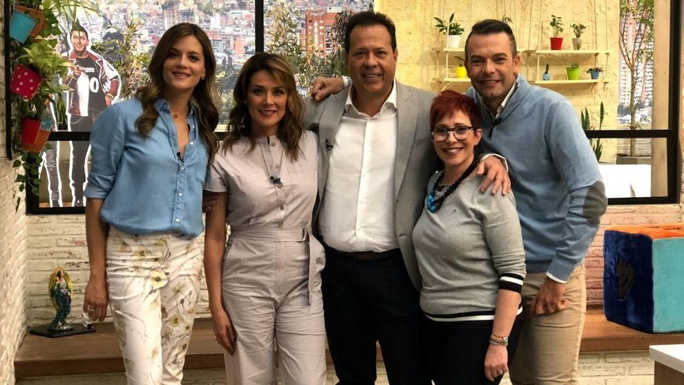 ¡Lo confesó! Silvia Corzo revive sus mejores experiencias en la televisión y cuenta detalles de su retiro