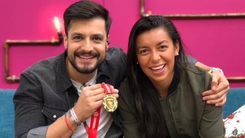 Yoreli Rincón habla de la polémica que se desató tras título del Atlético Huila Femenino