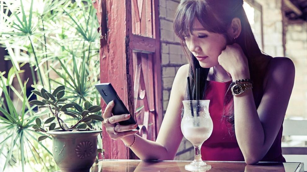 amor en redes sociales