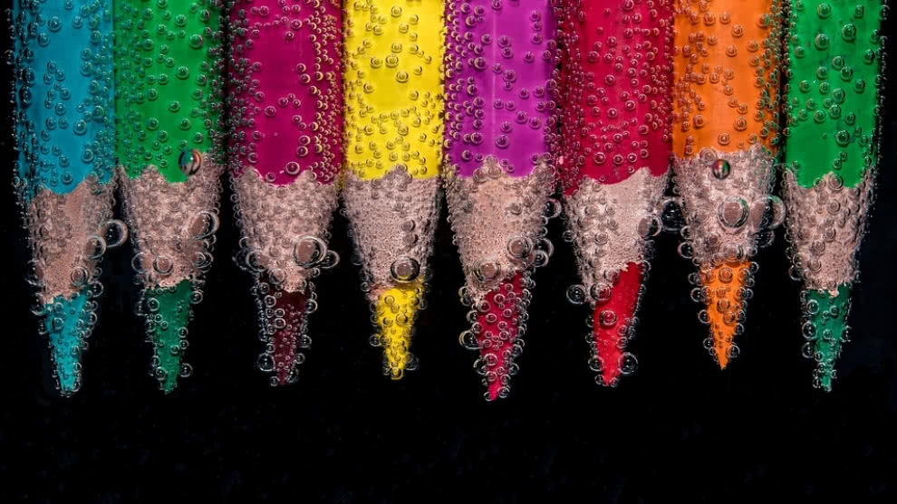 test de colorimetría