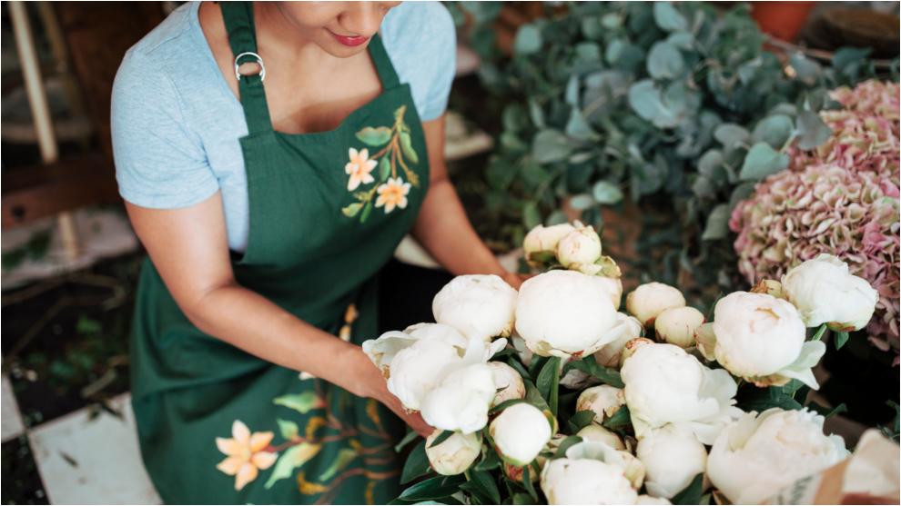 La Tienda de Macla: hacer un arreglo de flores con 10 mil pesos