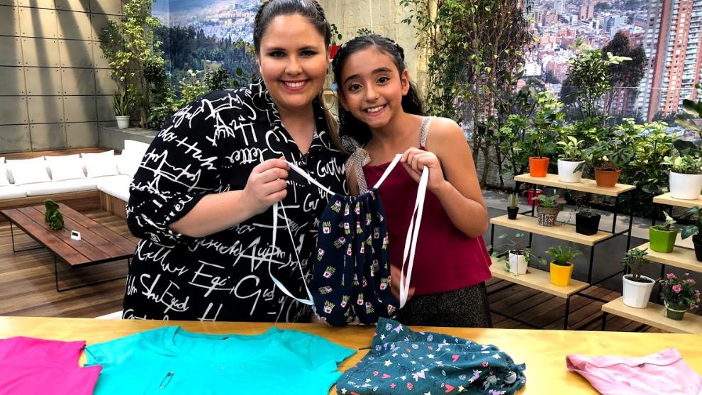 La Tienda de Macla: aprende a realizar una mochila con materiales reciclables