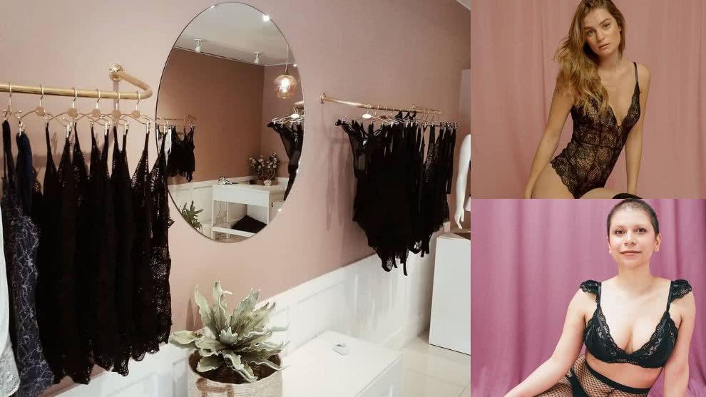 La Tienda de Macla: lencería de enterizos pensada para todas las mujeres