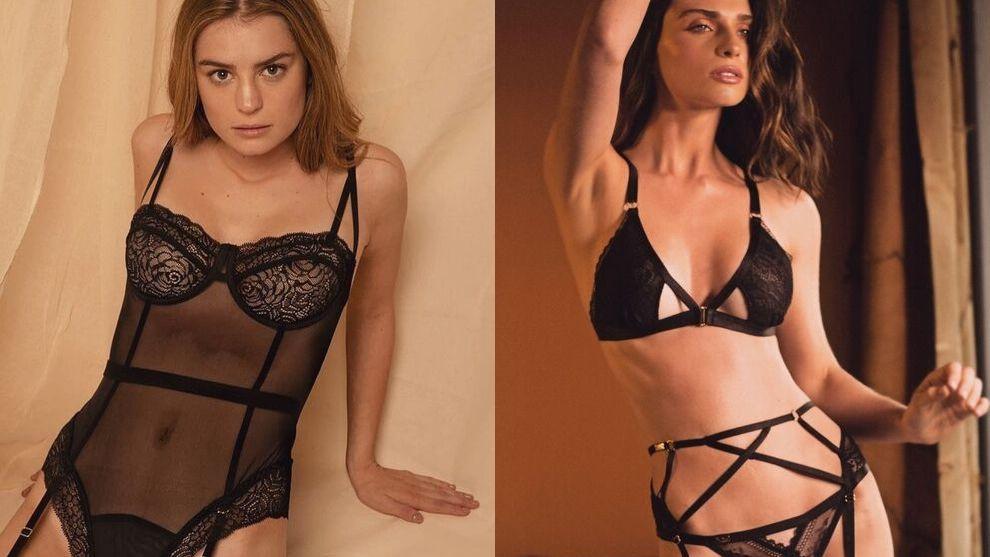 La Tienda de Macla: sensuales diseños de ropa interior