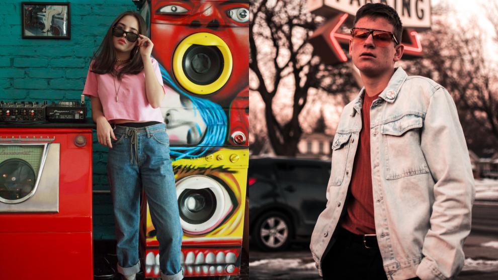 La Tienda de Macla: la moda ochentera regresa en los 'looks' de los jóvenes
