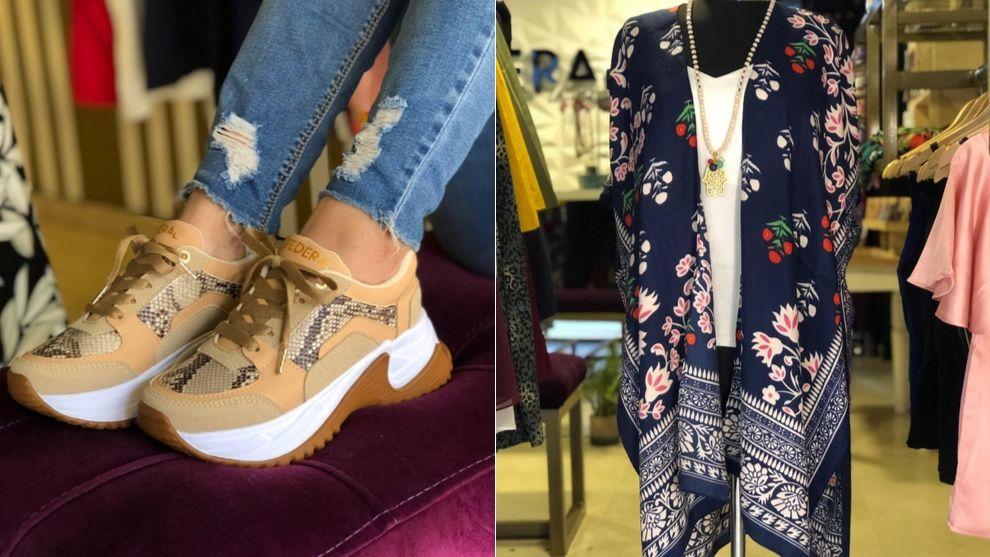 La Tienda de Macla: la moda de los millennials con sneakers y kimonos