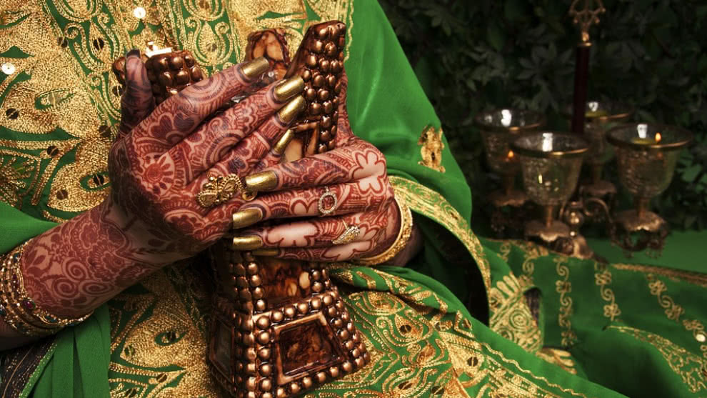 La Tienda de Macla: tatuajes en henna, una técnica proveniente de la India