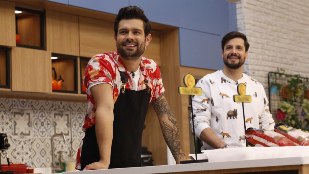 Chef Juan Diego Vanegas en El Desayuno