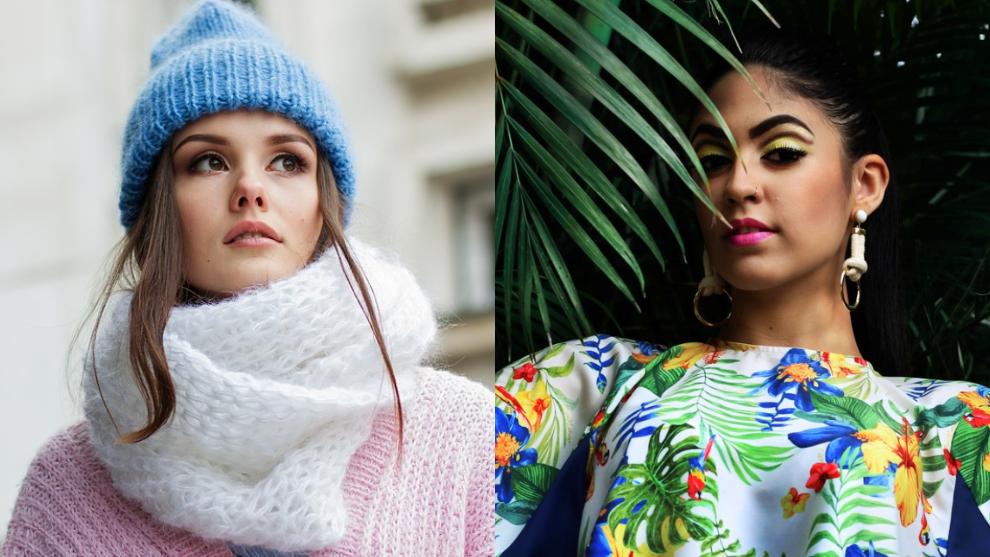 La Tienda de Macla: trucos de maquillaje para clima caliente y frío