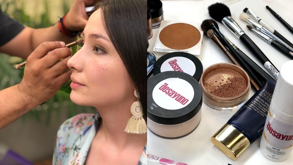 La Tienda de Macla: tutorial de maquillaje en tonos tierra