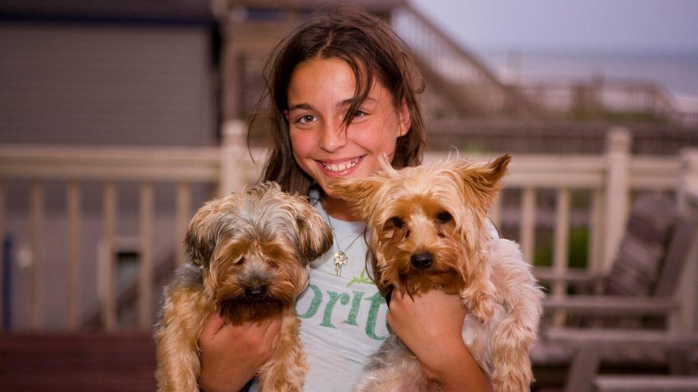 Beneficios del vínculo entre niños y mascotas