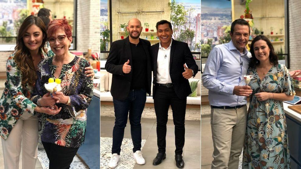 ¡Nicolás de Zubiría, Mariana Mesa y Yuri Vargas en El Desayuno!