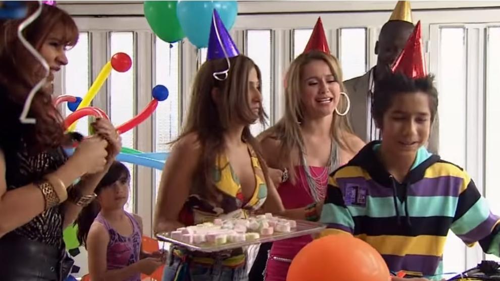 El cumpleaños del 'Tigre'