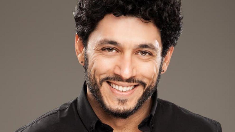 Santiago Alarcon se estreno como tio