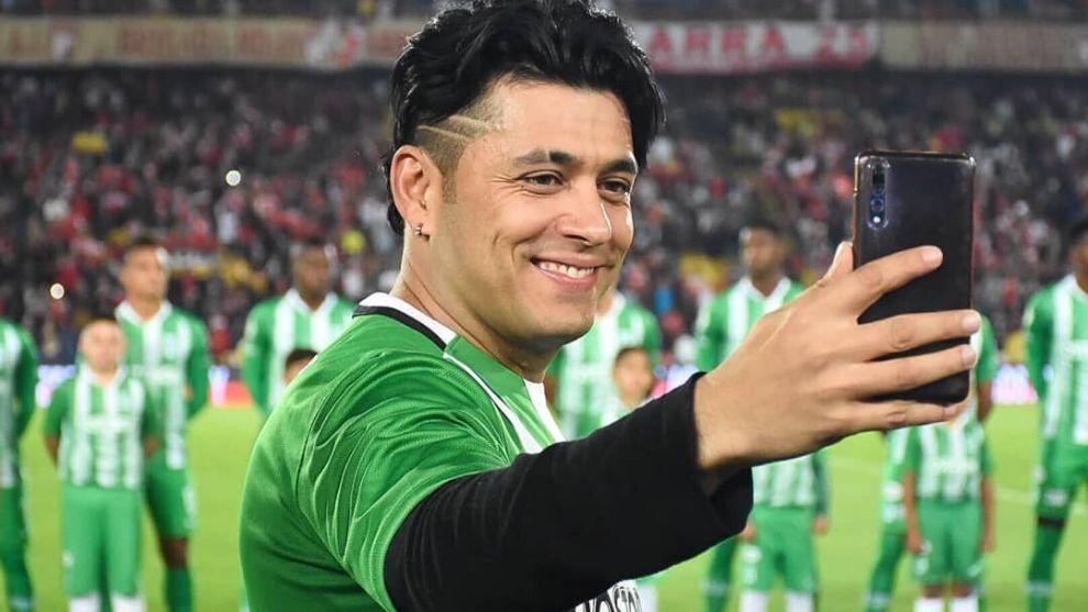 santiago alarcon equipo futbol