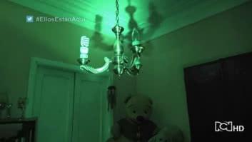 Los fantasmas que habitan en el barrio La Candelaria | Ellos Están Aquí