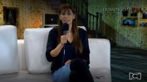 Isabel Goyeneche explica el significado de las tres de la mañana