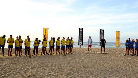 Nueva competencia internacional: Colombia Vs. Grecia