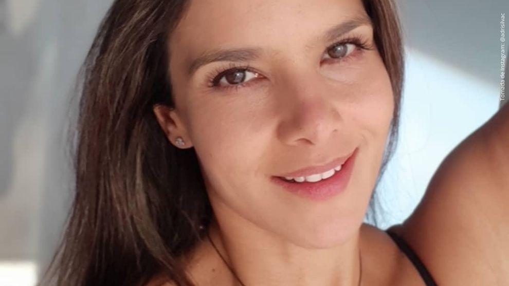 Adriana Silva, actriz de Hasta que la plata nos separe.