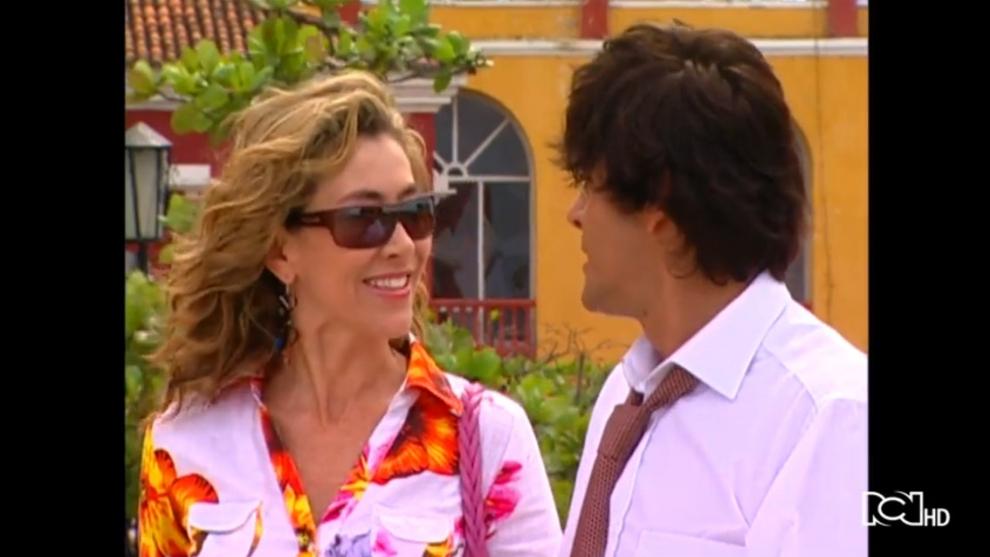 Alejandra siente admiracion por Rafael