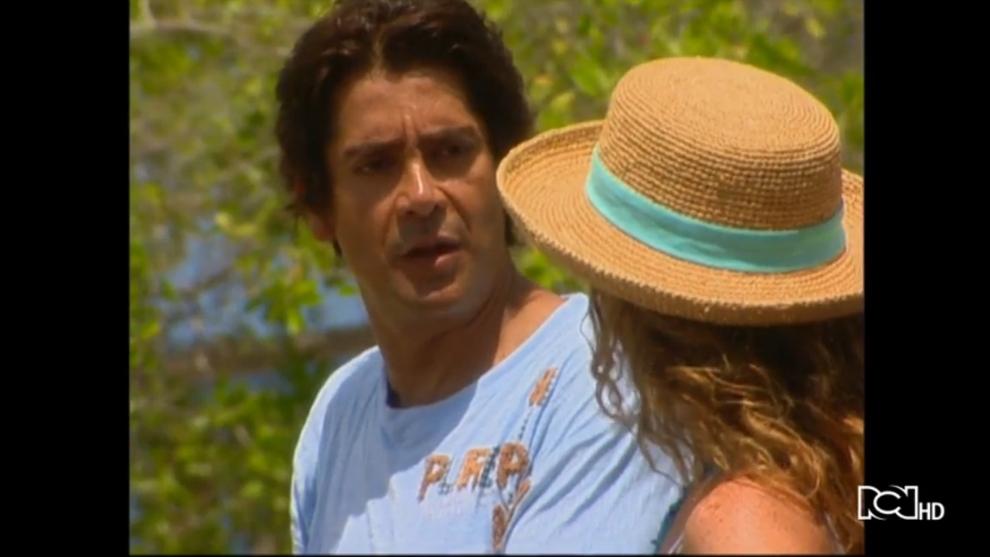 Rafael averguenza de nuevo a Alejandra