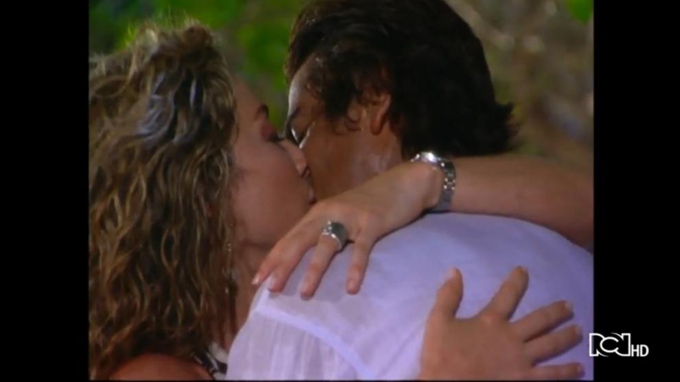 Una noche inolvidable para Alejandra y Rafael