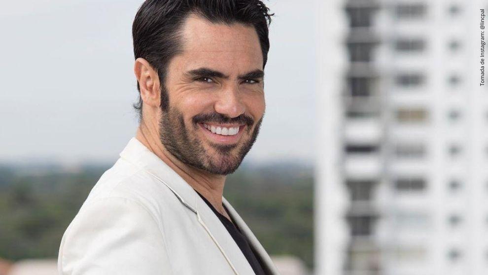 Lincoln Palomeque, actor de Hasta que la plata nos separe.