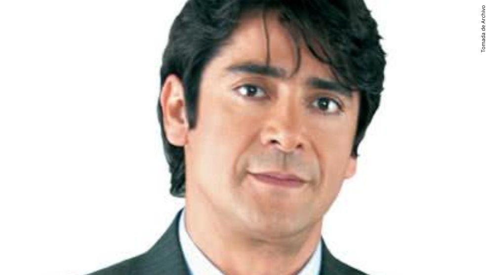 Víctor Hugo Cabrera, actor de Hasta que la plata nos separe.