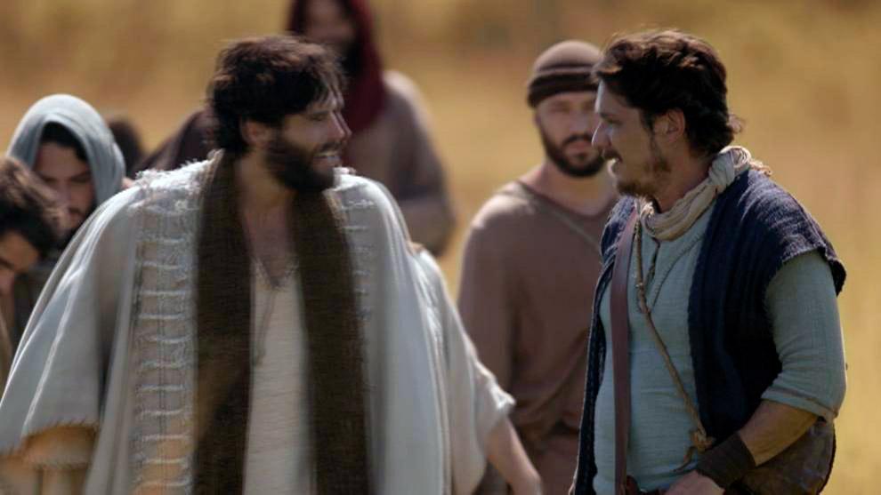 Samaria niega la entrada a Jesús y a sus discípulos