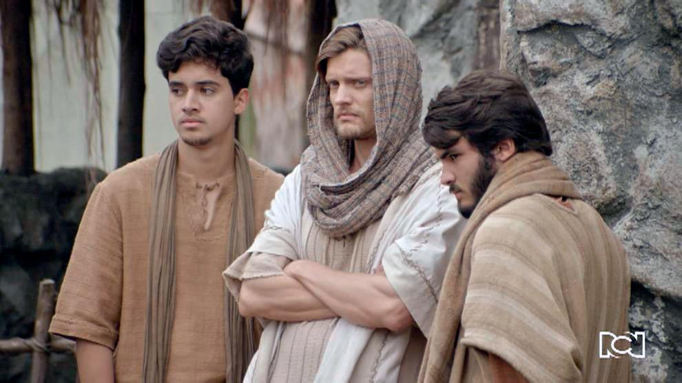 Capítulo 36 - Parte 3 - Discípulos se cuestionan por qué no lograron liberar al poseído
