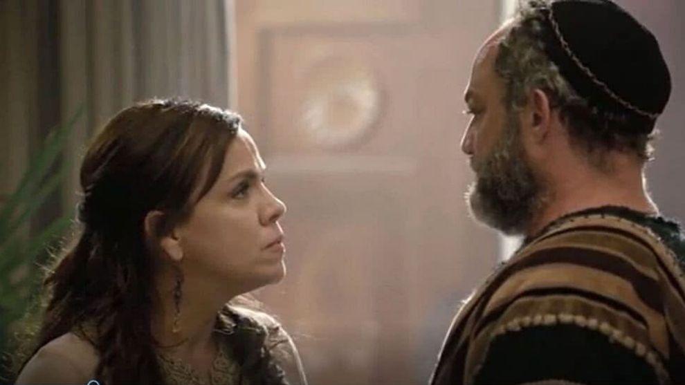 Jesús   Capítulo 69   Judith intenta abandonar a Caifás