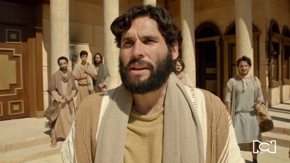 Jesús | Capítulo 78 | El sanedrín pone a prueba al hijo de Dios