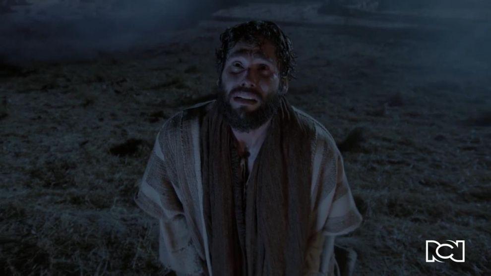 Jesús | Capítulo 83 | Jesús llora en el monte de los Olivos