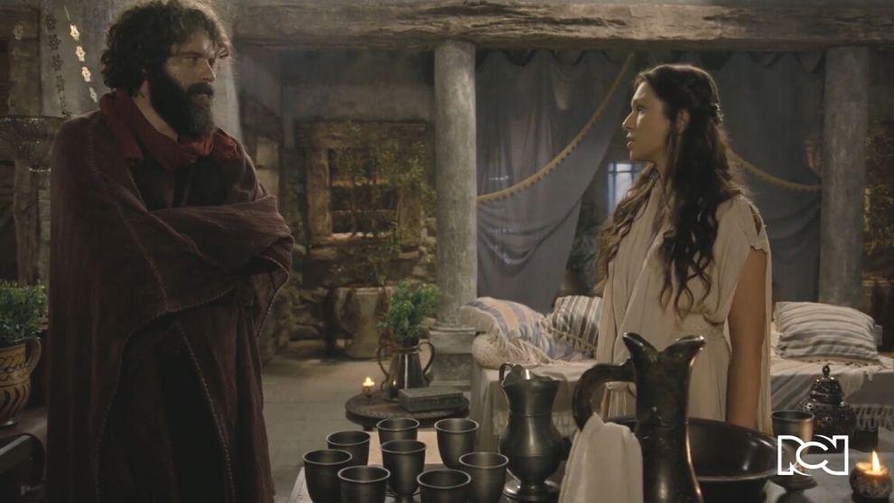 Jesús | Capítulo 79 | Judas le hace una malvada propuesta a María Magdalena