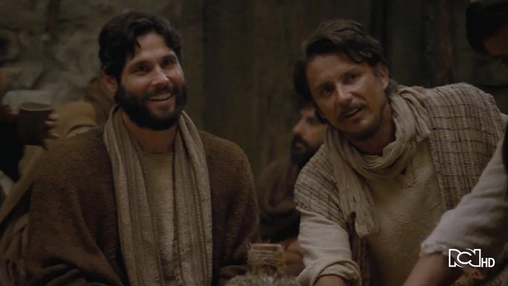 Capítulo 17 – Parte 4 – Jesús regresa a ver a María, su madre | Jesús