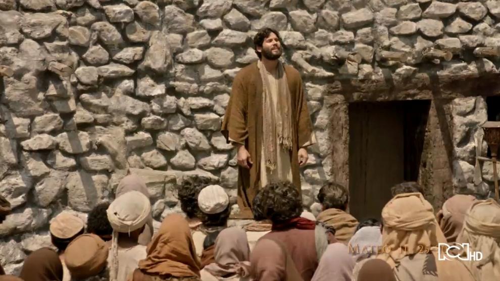 Capítulo 17 – Parte 3 –  Jesús dice a los humildes que son los elegidos| Jesús