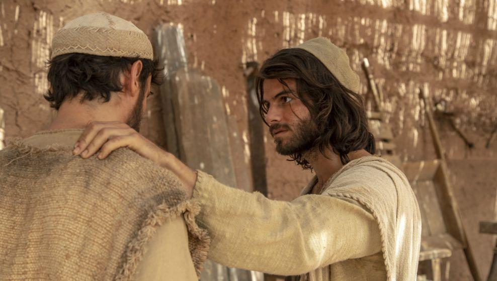 La mega producción de Jesús está en Nuestra Tele