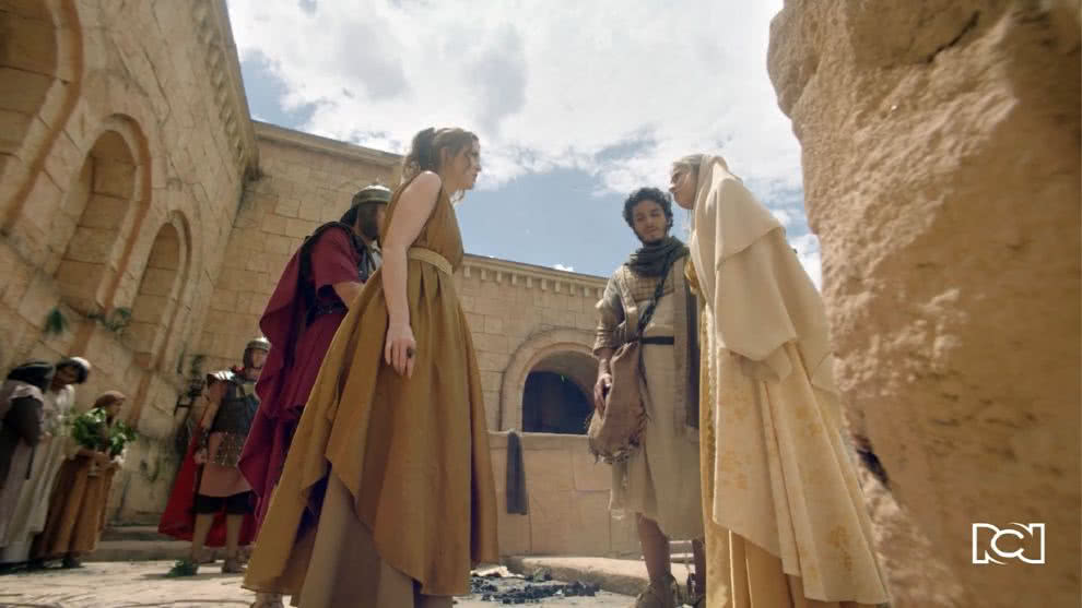 Capítulo 46 | Claudia confronta a Tadeo, tras encontrarlo con su hija Elena