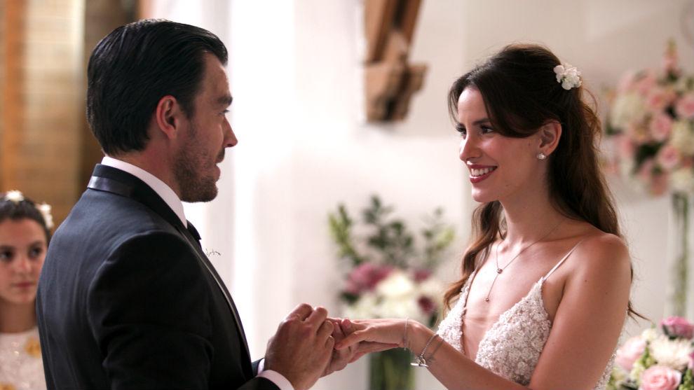 La Ley del Corazón | Capítulo 146 | Pablo y Julia se juran amor eterno