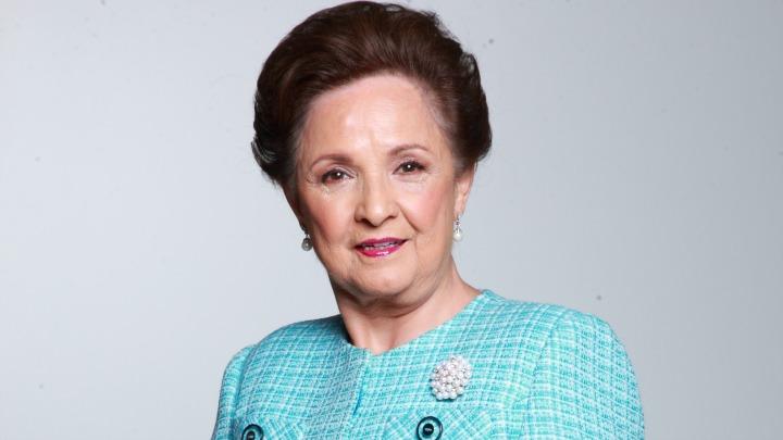 Judy Henríquez interpreta a Carmen en La Ley Del Corazón 2